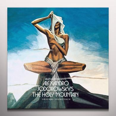 Alejandro Jodorowsky HOLY MOUNTAIN / O.S.T. Vinyl Record - Blue Vinyl, Colored Vinyl, Gatefold Sleeve, Limited Edition