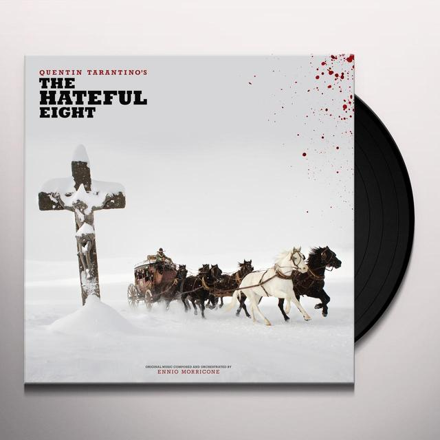 Ennio Morricone QUENTIN TARANTINO'S THE HATEFUL EIGHT - O.S.T. Vinyl Record