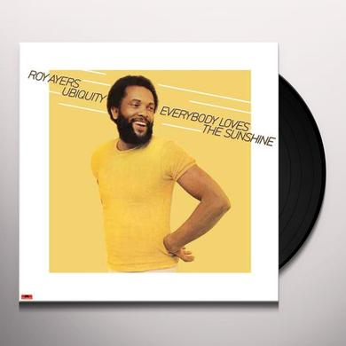 Roy Ayers Ubiquity EVERYBODY LOVES THE SUNSHINE (40TH ANNIVERSARY) Vinyl Record