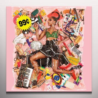 Santigold 99 CENTS Vinyl Record - Clear Vinyl, Digital Download Included