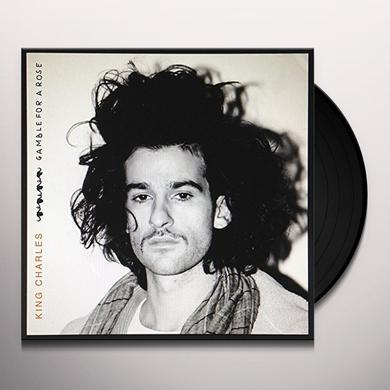 King Charles GAMBLE FOR A ROSE Vinyl Record