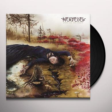 Hexvessel WHEN WE ARE DEATH Vinyl Record - w/CD, Gatefold Sleeve