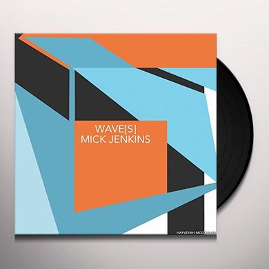Mick Jenkins WAVE(S) Vinyl Record