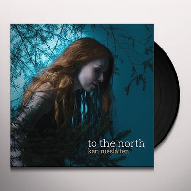 Kari Rueslatten TO THE NORTH Vinyl Record