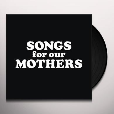 Fat White Family SONGS FOR OUR MOTHERS Vinyl Record
