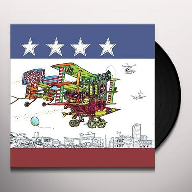 Jefferson Airplane AFTER BATHING AT BAXTER'S Vinyl Record - Gatefold Sleeve, Limited Edition, 180 Gram Pressing