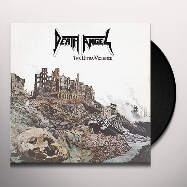 Death Angel ULTRA-VIOLENCE Vinyl Record