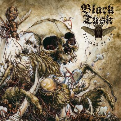Black Tusk PILLARS OF ASH Vinyl Record