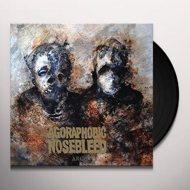 Agoraphobic Nosebleed ARC Vinyl Record