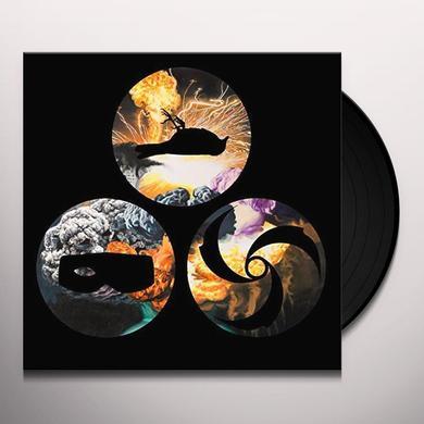NEVERMEN Vinyl Record - Gatefold Sleeve
