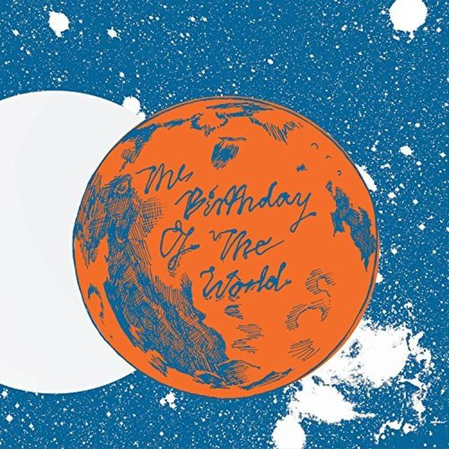 HATCHUM SOCIAL BIRTHDAY OF THE WORLD Vinyl Record