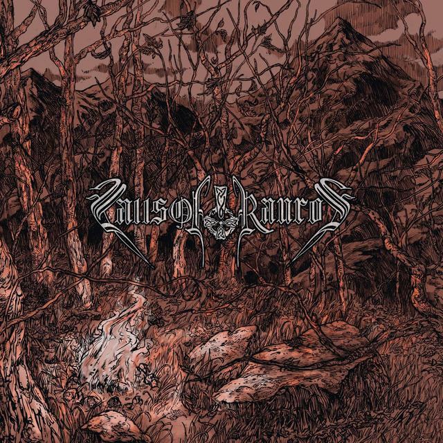 Falls Of Rauros HAIL WIND AND HEWN OAK Vinyl Record