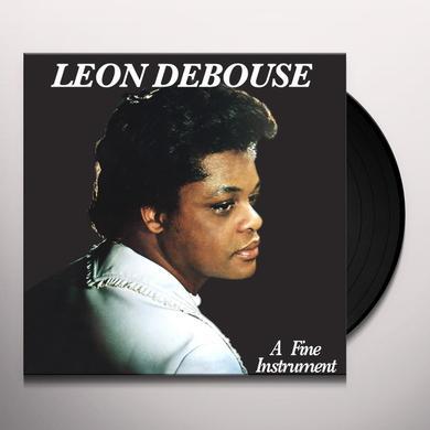 Leon Debouse FINE INSTRUMENT Vinyl Record