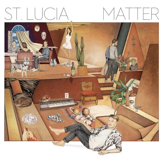 St Lucia MATTER Vinyl Record