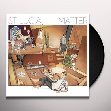 St Lucia MATTER (DLI) Vinyl Record