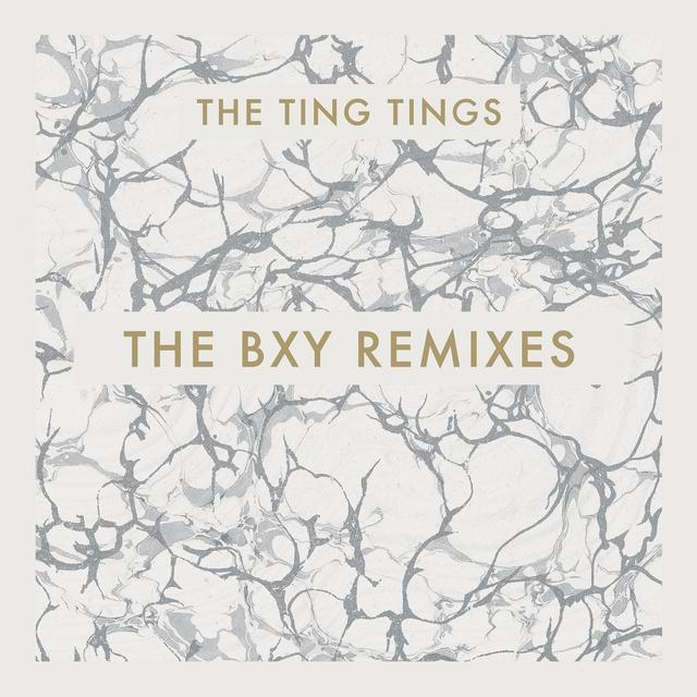 The Ting Tings BXY REMIXES Vinyl Record