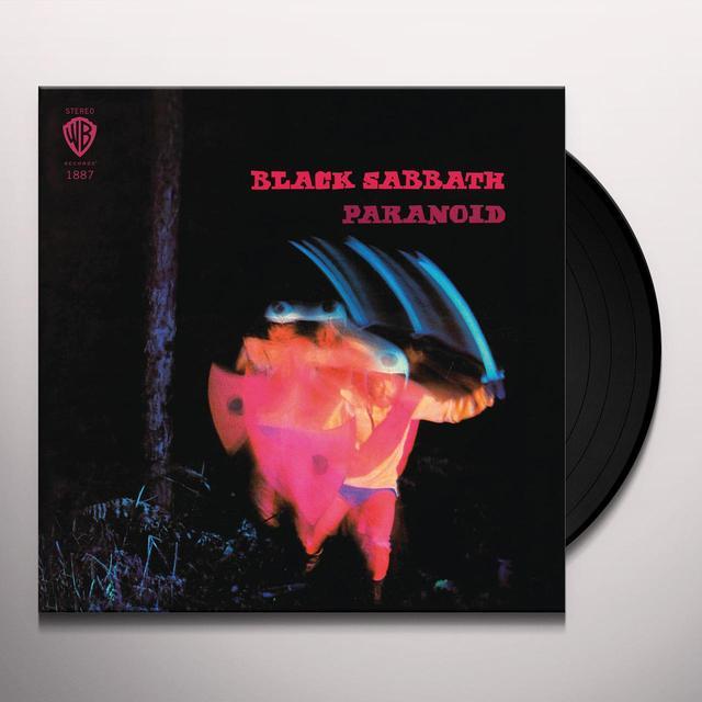 Black Sabbath PARANOID Vinyl Record - 180 Gram Pressing, Deluxe Edition