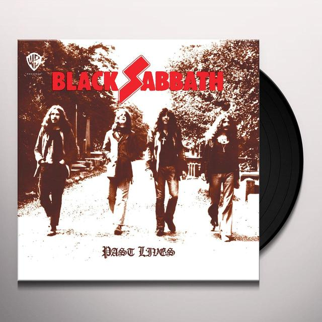 Black Sabbath PAST LIVES Vinyl Record - 180 Gram Pressing, Deluxe Edition