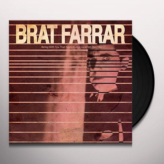 Brat Farrar BEING WITH YOU Vinyl Record