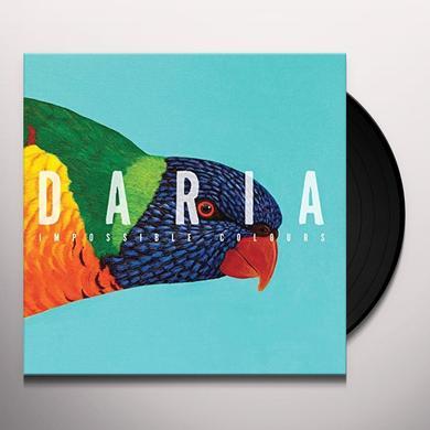 Daria IMPOSSIBLE COLOURS Vinyl Record - w/CD