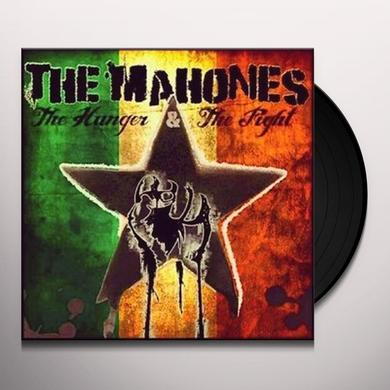 MAHONES THE HUNGER & THE FIGHT (PART 1) Vinyl Record