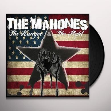 MAHONES HUNGER & THE FIGHT (PART 2) Vinyl Record