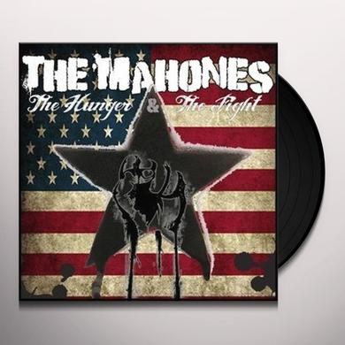 MAHONES HUNGER & THE FIGHT (PART 2) Vinyl Record