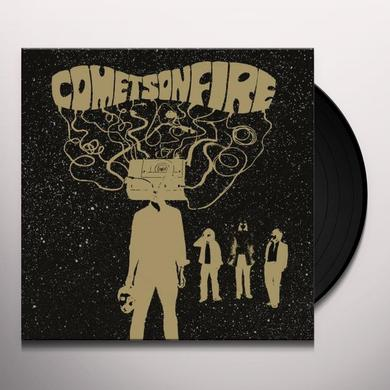 COMETS ON FIRE Vinyl Record