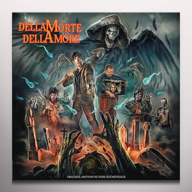 DELLAMORTE DELLAMORE / O.S.T. (COLV) (LTD) (WHT) DELLAMORTE DELLAMORE / O.S.T. Vinyl Record - Colored Vinyl, Limited Edition, White Vinyl