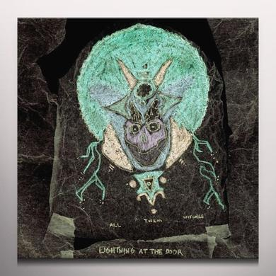 All Them Witches LIGHTNING AT THE DOOR Vinyl Record