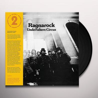 UNDERTAKERS CIRCUS RAGNAROCK Vinyl Record - Remastered