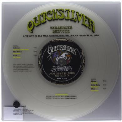 Quicksilver Messenger Service LIVE AT THE OLD MILL TAVERN MILL VALLEY CA - MARCH Vinyl Record