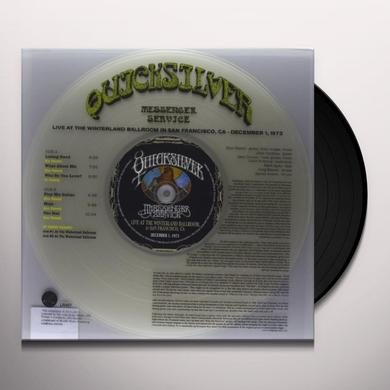Quicksilver Messenger Service LIVE AT THE WINTERLAND BALLROOM IN SAN FRANCISCO Vinyl Record