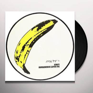 VELVET UNDERGROUND & NICO Vinyl Record - Picture Disc