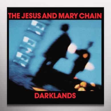 Jesus & Mary Chain DARKLANDS Vinyl Record - Colored Vinyl