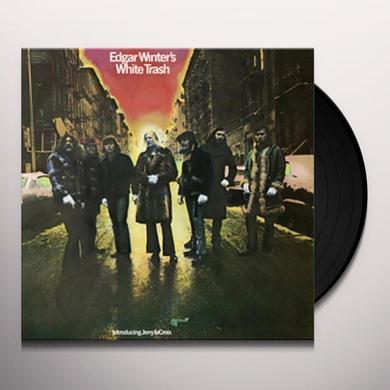 Edgar Winter WHITE TRASH Vinyl Record - 180 Gram Pressing