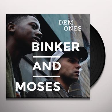 BINKER & MOSES DEM ONES Vinyl Record - 180 Gram Pressing, Digital Download Included