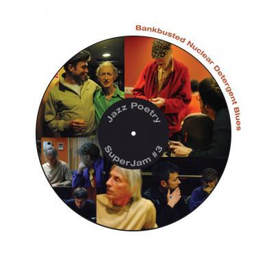 Michael Horovitz / Damon Albarn / Graham Coxon BANKBUSTED NUCLEAR DETERGENT BLUES Vinyl Record