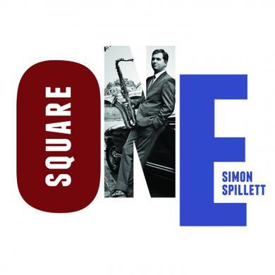 Simon Spillett SQUARE ONE Vinyl Record