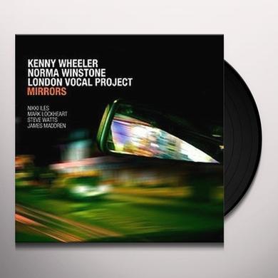 Kenny Wheeler / Norma Winstone / London Vocal MIRRORS Vinyl Record - 180 Gram Pressing