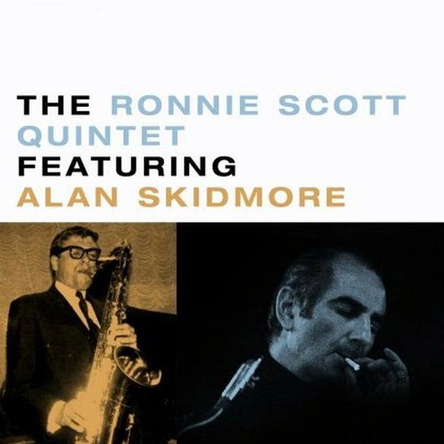 Ronnie Scott / Alan Skidmore BBC JAZZ CLUB Vinyl Record