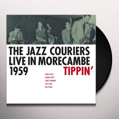 Jazz Couriers LIVE IN MORECAMBE 1959 - TIPPIN' Vinyl Record