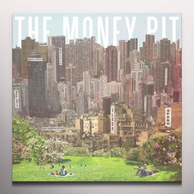 MONEY PIT Vinyl Record - Colored Vinyl