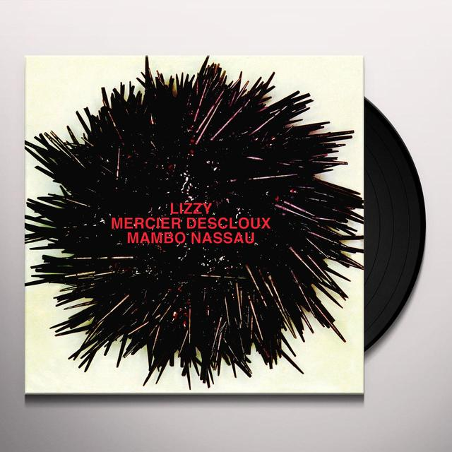 Lizzy Mercier Descloux MAMBO NASSAU (BONUS TRACKS) Vinyl Record - Remastered, Digital Download Included