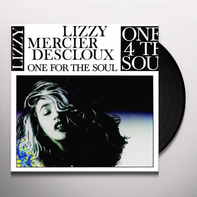 Lizzy Mercier Descloux ONE FOR THE SOUL (BONUS TRACKS) Vinyl Record - Remastered, Digital Download Included