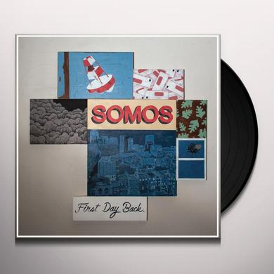 Somos FIRST DAY BACK Vinyl Record