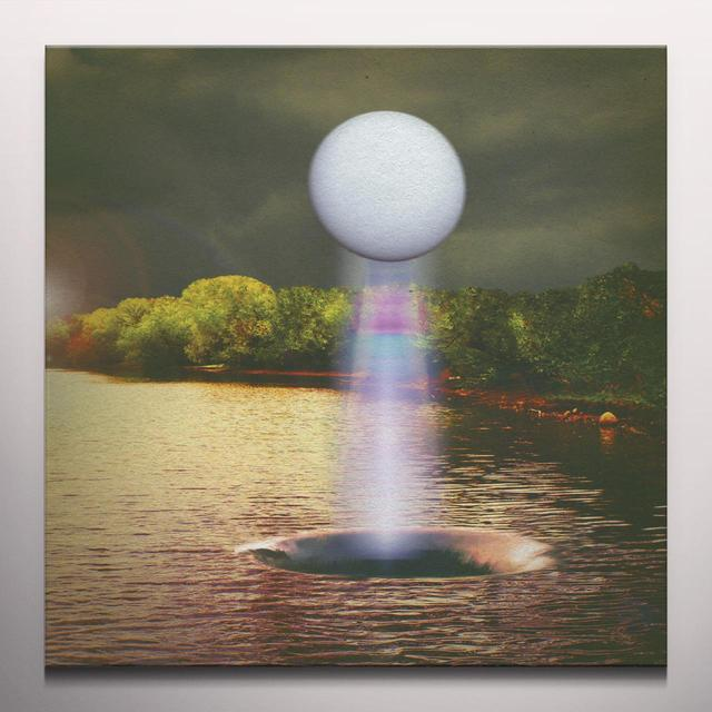 The Besnard Lakes COLISEUM COMPLEX MUSEUM Vinyl Record - Colored Vinyl, Limited Edition, White Vinyl