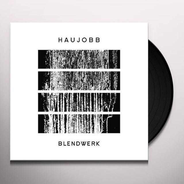 Haujobb BLENDWERK Vinyl Record