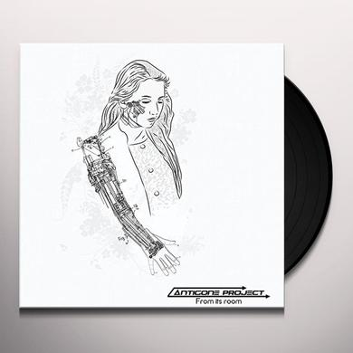 ANTIGONE PROJECT FROM ITS ROOM Vinyl Record
