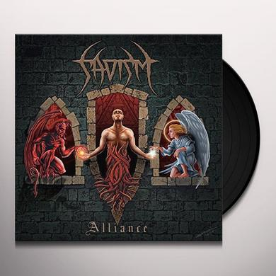 SADISM ALLIANCE Vinyl Record